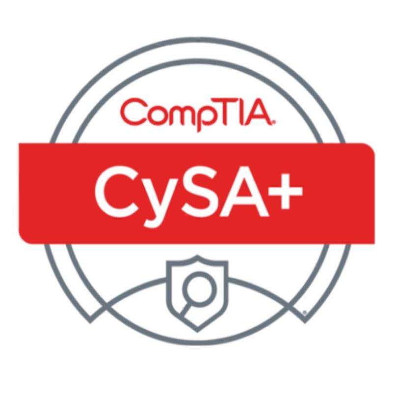 CTIA CYSA101 CompTIA Cybersecurity Analyst (CySA+)