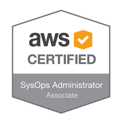 AWSSysOpsAdmin101 AWS Certified SysOps Administrator - Associate